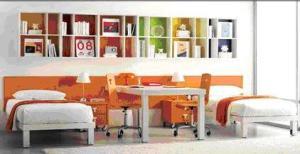 clean or decorate bedroom